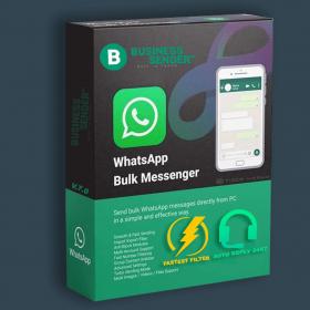 WhatsApp Business Sender pro